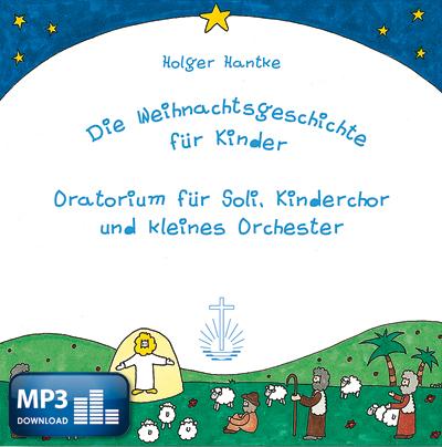 Weihnachtsgeschichte für Kinder (MP3-Album)