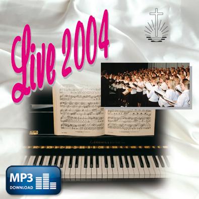 Live 2004 (MP3-Album)