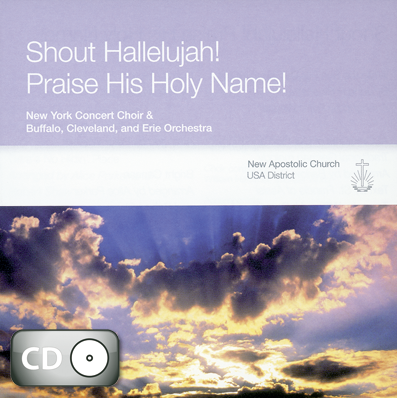 Shout Hallelujah! Praise His Holy.. (CD)