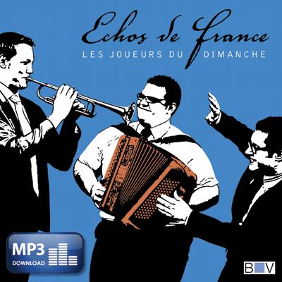 Echos de France (MP3-Album)