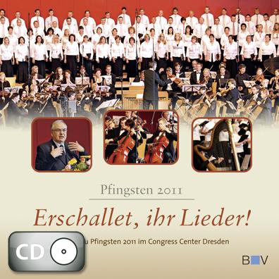 Erschallet, ihr Lieder! (CD)