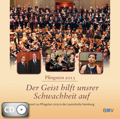 Der Geist hilft unsrer ... (CD)