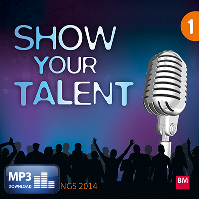 Show YOUR talent, Volume 1 (MP3-Album)