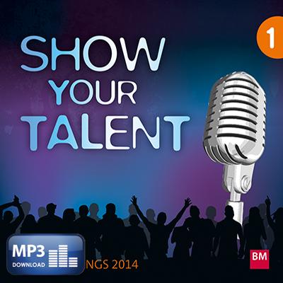 Show YOUR talent, Volume 1 (MP3-Album)