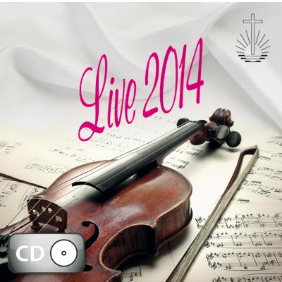 Live 2014 (CD)