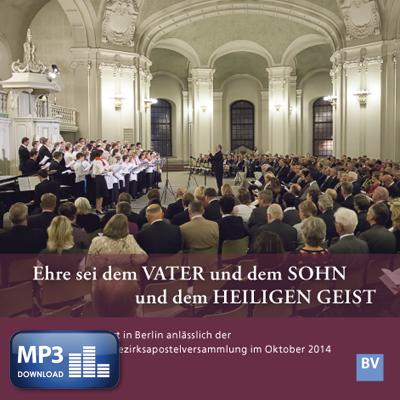 Ehre sei dem VATER und dem SOHN ... (MP3-Album)