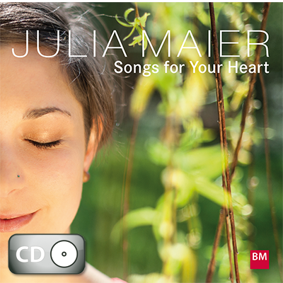 Songs for Your Heart - Julia Maier (CD)