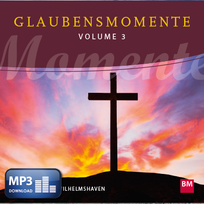 Glaubensmomente, Volume 3 (MP3-Album)