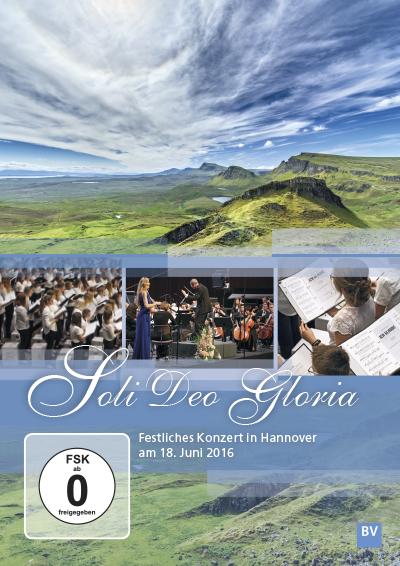 Soli Deo Gloria (DVD), inkl. CD
