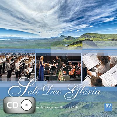 Soli Deo Gloria (CD)