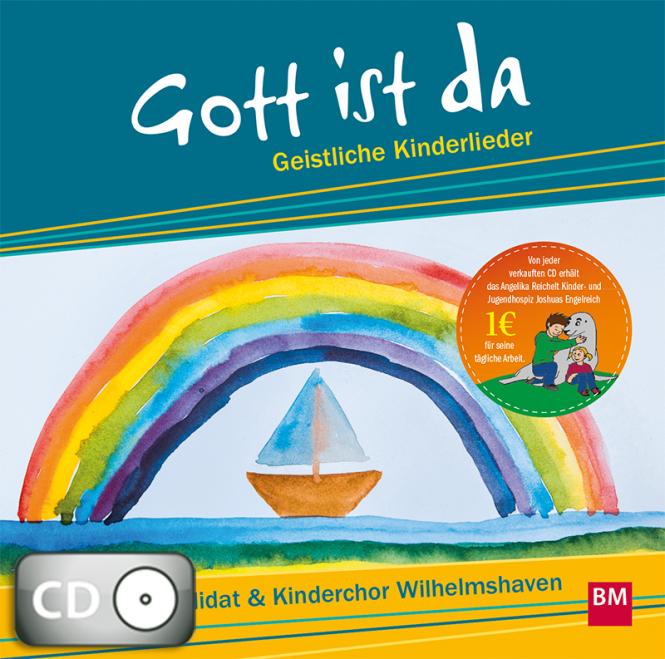 Gott ist da (CD)