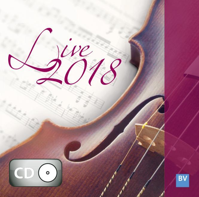 Live 2018 (CD)