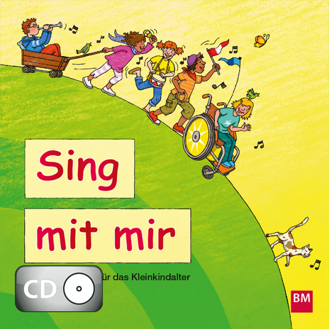 Sing mit mir - Playback-Version (CD)