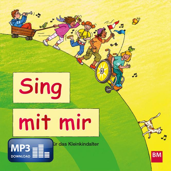 Sing mit mir - Playback-Version (MP3-Album)