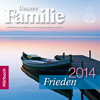 Hörbuch Frieden (CD)