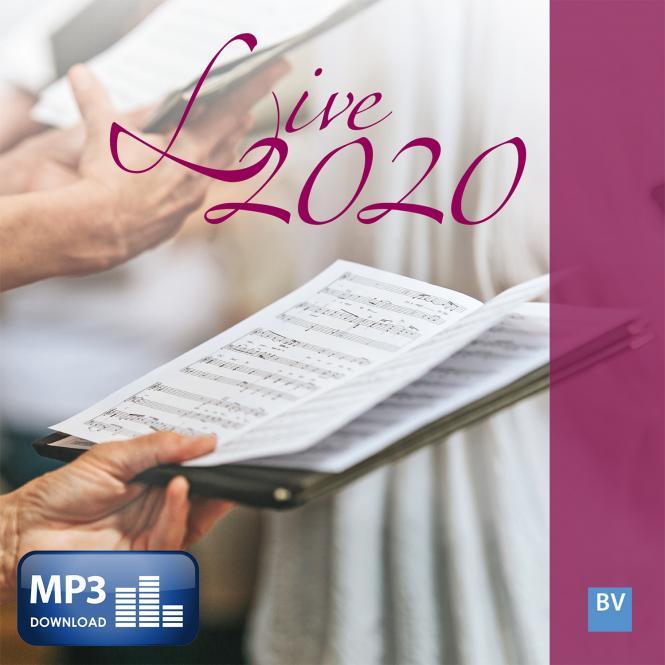 Live 2020 (MP3-Album)