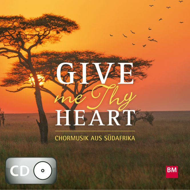 Give me Thy heart (CD)