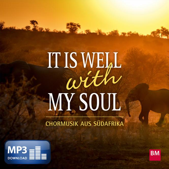 It is well with my soul (MP3-Album)