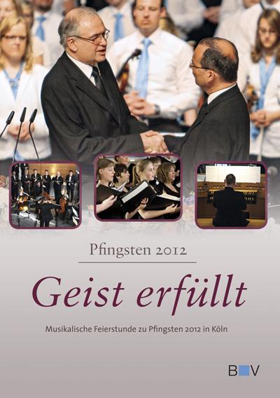 Geist erfüllt (DVD), inkl. CD