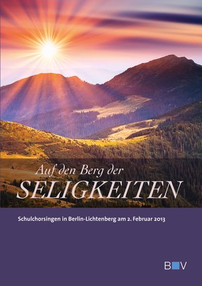 Auf den Berg der Seligkeiten (DVD), inkl. CD