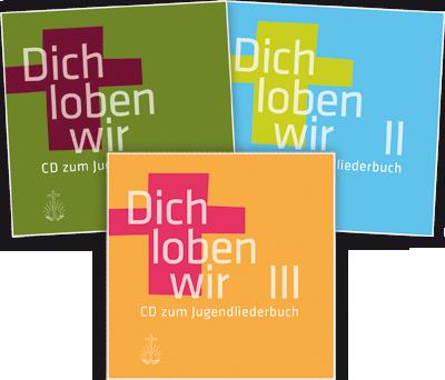 Dich loben wir Set aus CD I, II und III (CD)