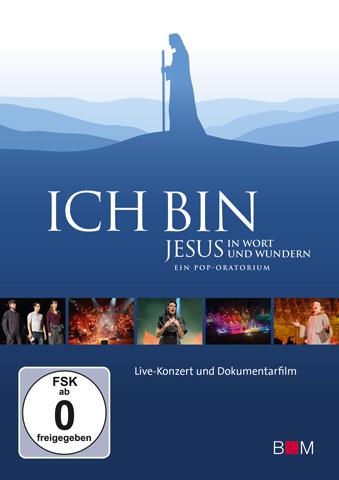 Ich bin - Jesus in Wort und ... (DVD)
