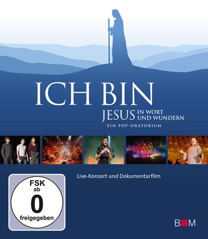 Ich bin - Jesus in Wort und ... (Blu-Ray)