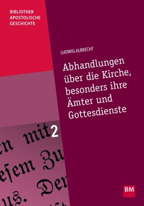 Abhandlungen über die Kirche Bibliothek Apostolische Geschichte