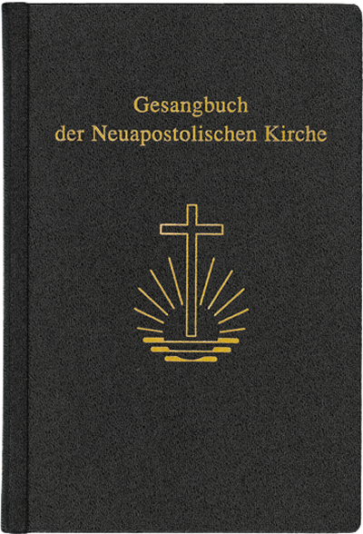 Gesangbuch, Leder Melodienausgabe