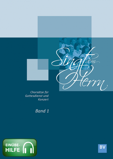 Singt dem Herrn, Band 1 (MP3-Einübehilfen)