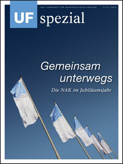 UF spezial, Ausgabe 01/2013 Thema: Gemeinsam unterwegs