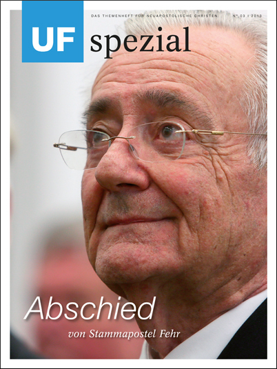 UF spezial, Ausgabe 03/2013 Thema: Abschied