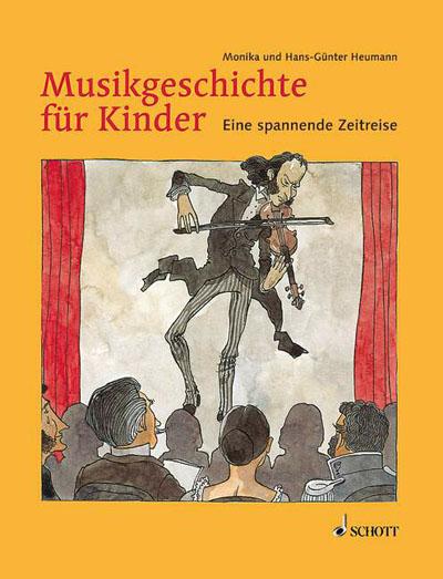 Musikgeschichte für Kinder