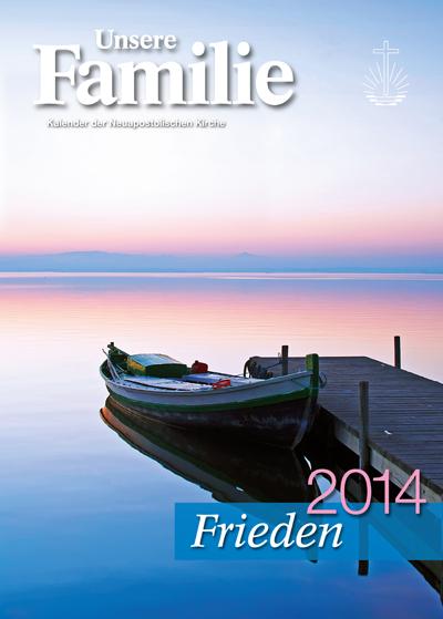 Kalender Unsere Familie 2014 deutsch