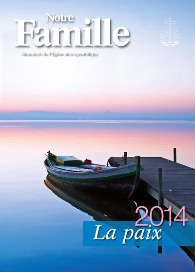 Almanach Notre Famille 2014 französisch