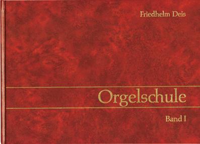 Orgelschule, Band 1, Manualspiel Set aus Buch und CD