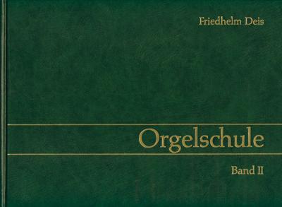 Orgelschule, Band 2, Pedalspiel Set aus Buch und CD