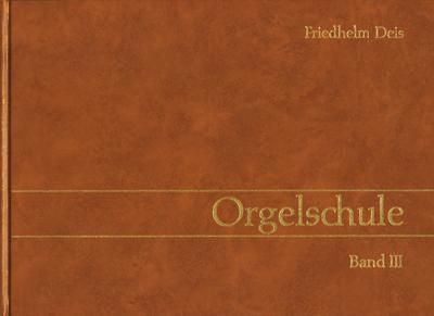 Orgelschule, Band 3, Literatur
