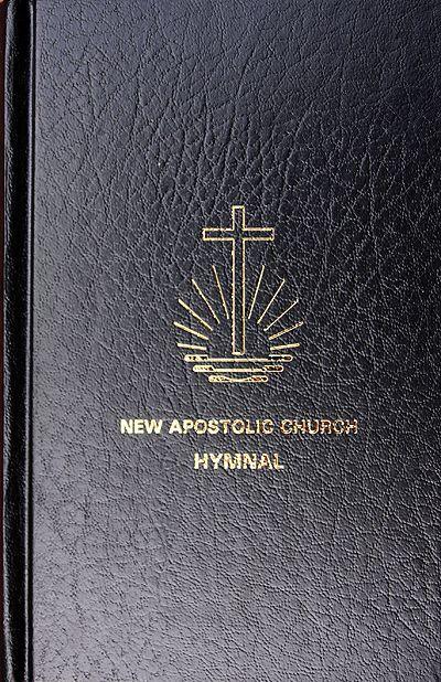 New Apostolic Church Hymnal Gesangbuch, englisch