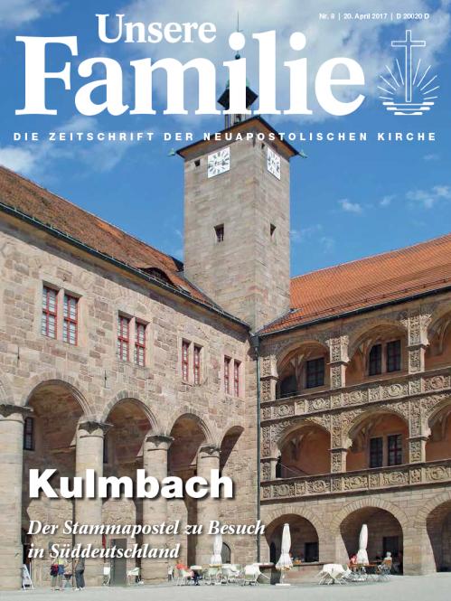 Unsere Familie, 2017, Ausgabe 08