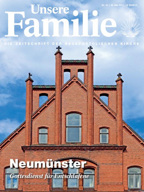 Unsere Familie, 2017, Ausgabe 10