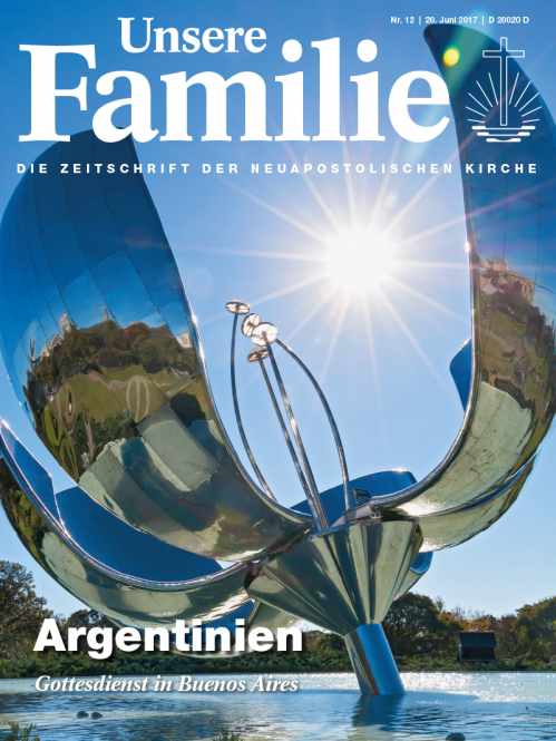 Unsere Familie, 2017, Ausgabe 12