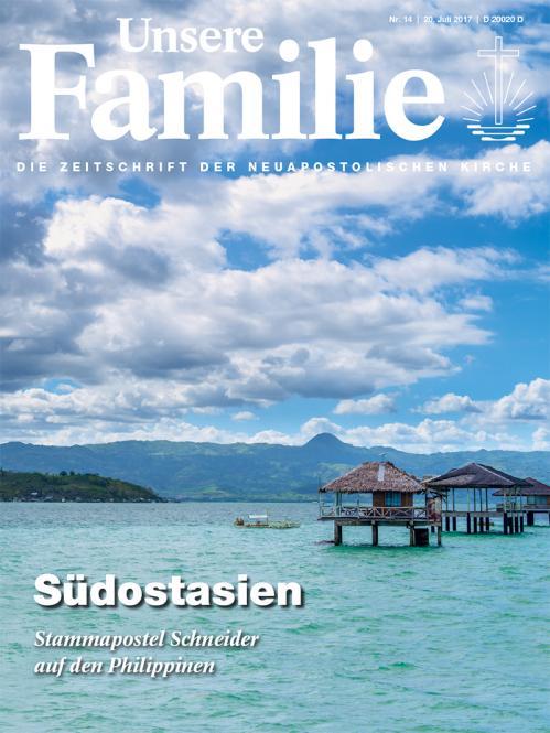 Unsere Familie, 2017, Ausgabe 14