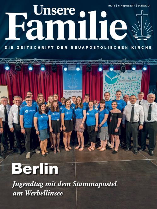 Unsere Familie, 2017, Ausgabe 15