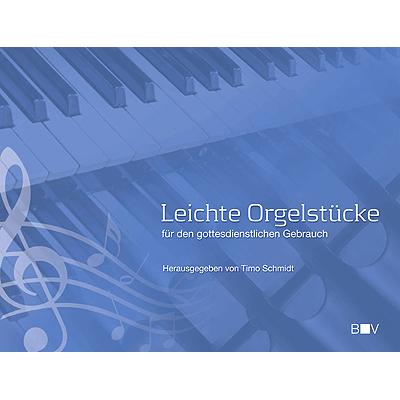 Leichte Orgelstücke, Band 1 (Notensammlung)