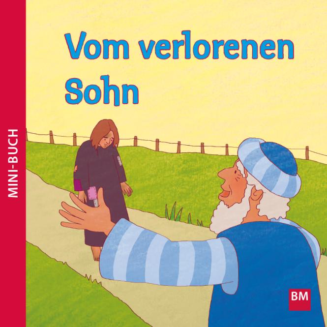 Vom verlorenen Sohn Mini-Buch