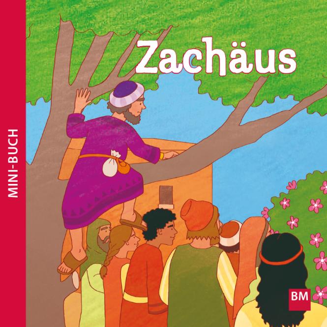 Zachäus Mini-Buch