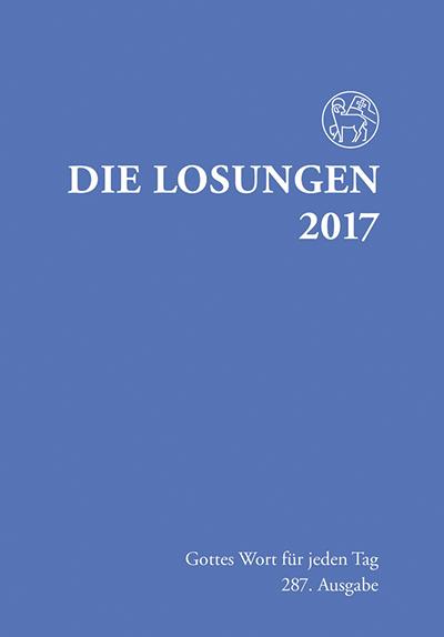 Die Losungen 2017 Normalausgabe