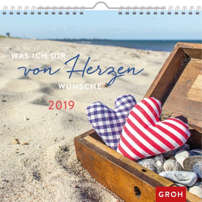 Was ich dir von Herzen wünsche 2019 Geschenkkalender