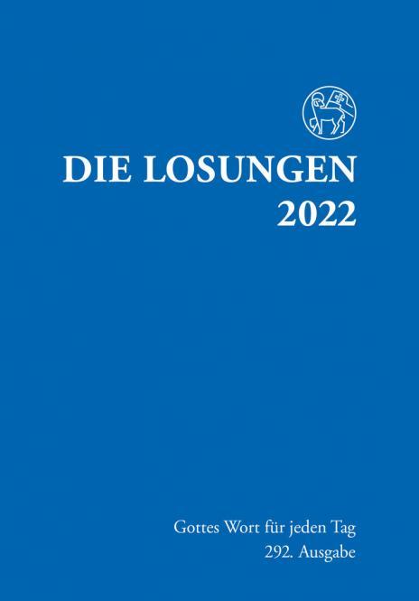 Die Losungen 2022 Normalausgabe
